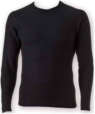Hanes Mens Ultimate X-Temp Thermal Pajama Shirt L