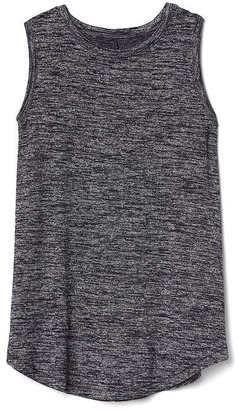 Softspun knit muscle tank $29.95 thestylecure.com