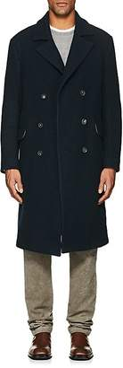 Massimo Alba Men's Wool Double-Breasted Topcoat