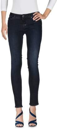 AR+ CAMOUFLAGE AR AND J. Denim pants - Item 42617291