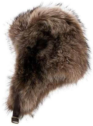 Fur Fox Trapper Hat