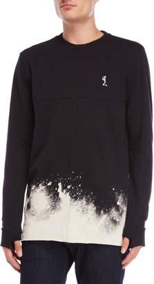 Religion Acid Washed Sweatshirt