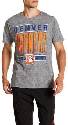 Junk Food Clothing Denver Broncos Touchdown Tee