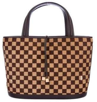 Louis Vuitton Damier Sauvage Impala Bag