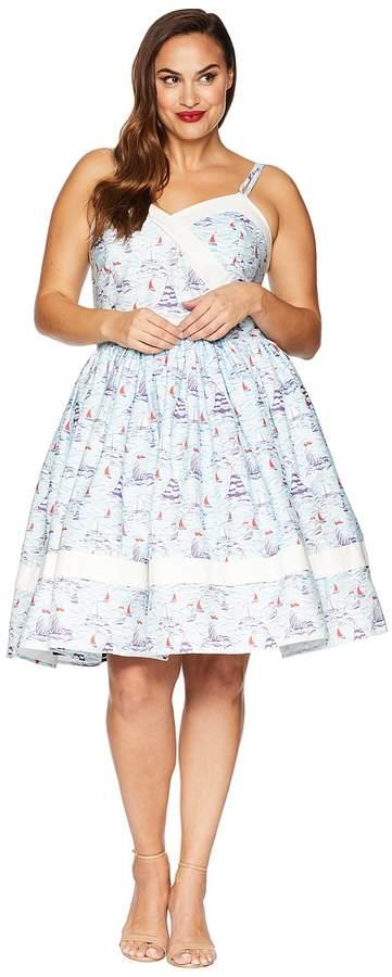 Plus Size Darienne Swing Dress Women's Dress