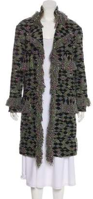 Chanel Paris-Salzburg Fantasy Tweed Coat w/ Tags