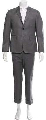 Thom Browne Wool Two-Piece Suit