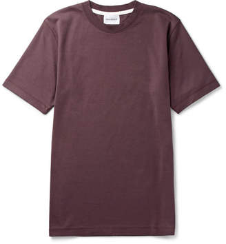 Norse Projects James Mercerised Cotton-Jersey T-Shirt