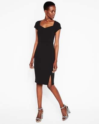 Black Sweetheart Neckline Dress Shopstyle