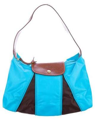Longchamp Expandable Le Pliage Shoulder Bag