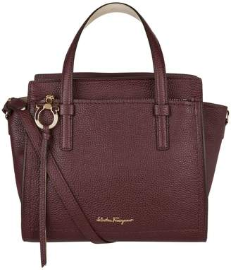 Salvatore Ferragamo Small Amy Tote Bag