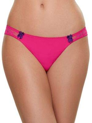 B.Tempt'd B. Tempt'D By Wacoal Most Desired Thong
