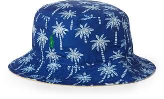 Ralph Lauren Reversible Bucket Hat