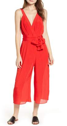 The Fifth Label Gilded Surplice Jumpsuit