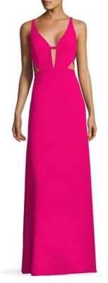 be4752b491b Aidan Mattox Cut Out Dresses - ShopStyle