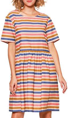 Miss Shop Donna Stripe Dress