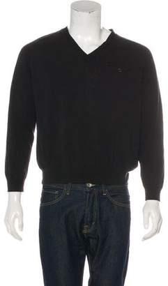 Dries Van Noten Pullover V-Neck Sweater