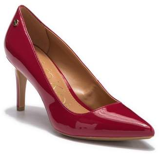 Calvin Klein Nilly Patent Stiletto Pump