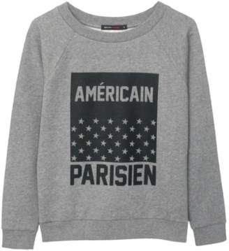 South Parade Raglan Sweatshirt Americain