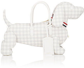 Thom Browne Men's Hector Dog Bag $2,360 thestylecure.com