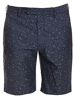 Robert Graham Men's Canon Rock Dress Shorts