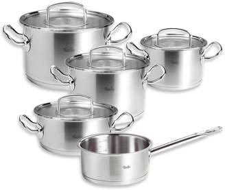 Fissler Jubilee Five-Piece Cookware Set