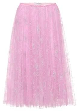 Valentino Tulle skirt
