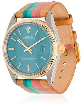 Rolex La Californienne multicoloured marine 36 mm watch