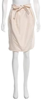 Thakoon Silk Knee-Length Skirt
