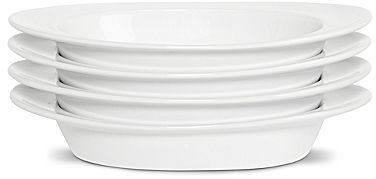 JCPenney jcp EVERYDAY Facets Set of 4 Au Gratin Dishes