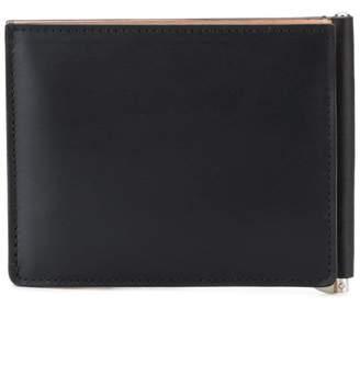Maison Margiela contrast tri-fold wallet