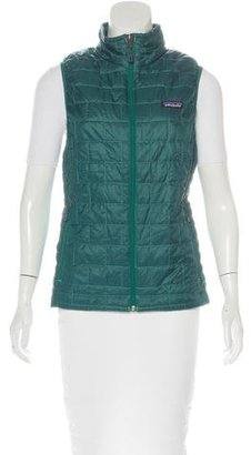 Patagonia Quilted Zip-Up Vest $80 thestylecure.com