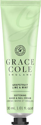 Grace Cole Grapefruit, Lime and Mint Hand and Nail Cream