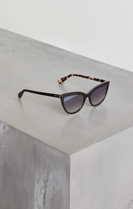 BCBGMAXAZRIA Slim Kitten Sunglasses