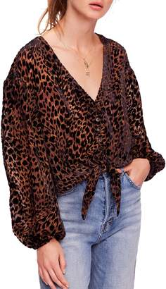 Free People Wild Dreams Blouse