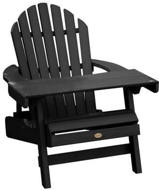 Adirondack highwood® highwood Hamilton Folding & Reclining Chair/Laptop Table