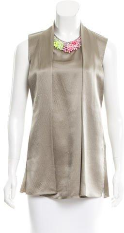 3.1 Phillip Lim3.1 Phillip Lim Silk Embellished Dress