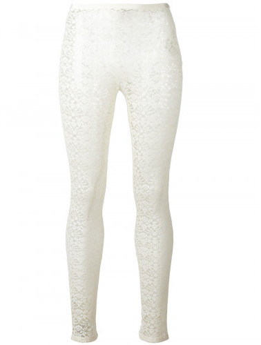 Stella McCartney Stella McCartney lACE LEGGINGS