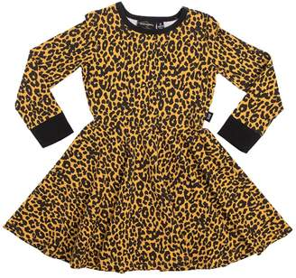 Rock Your Baby Leopard Skin Dress