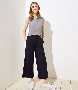 LOFT Wide Leg Riviera Pants