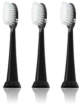TAO CLEAN Women's Aura Clean Toothbrush Replacement Head (3-pack)