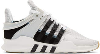 adidas Grey EQT Support ADV Sneakers