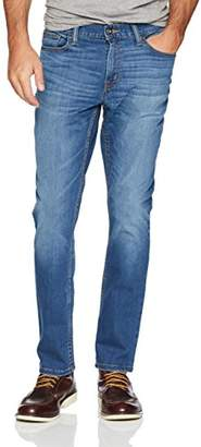Rugged Mile Denim Men's Slim Fit Indigo Performance Jean 38/34