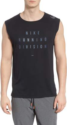 Nike Dry Rise 365 Sleeveless Running Top