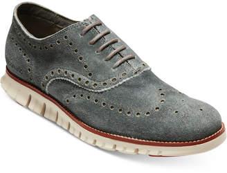 Cole Haan Men ZeroGrand Wingtip Oxfords Men Shoes