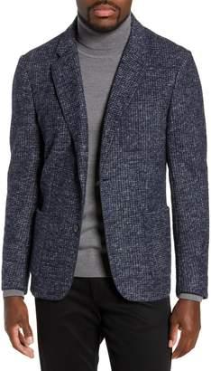 Zachary Prell Randolph Houndstooth Knit Sport Coat