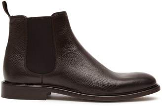 Reiss Tenor Leather Leather Chelsea Boots
