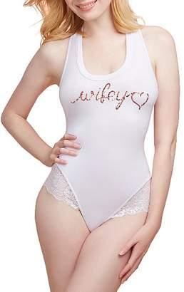 Dreamgirl Wifey Bodysuit
