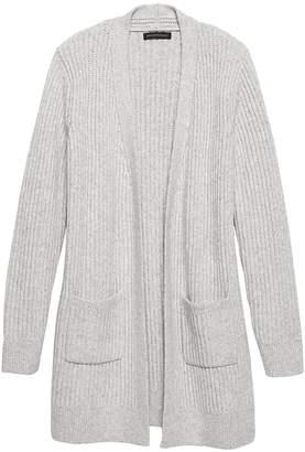 Banana Republic Chunky Duster Cardigan Sweater