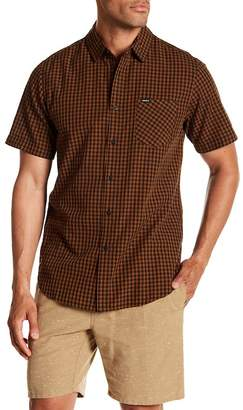 Obey Aston Short Sleeve Slim Fit Shirt